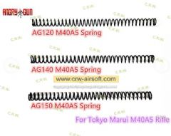 Angry Gun AG120 M40A5 Spring for Tokyo Marui M40A5 Rifle Angry Gun M40A5 Spring for Tokyo Mar